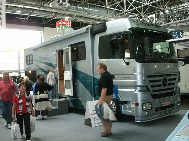 salon du camping car exposition carnet de route de