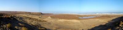 la plage blanche