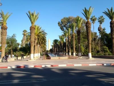 Le parc de Taroudant