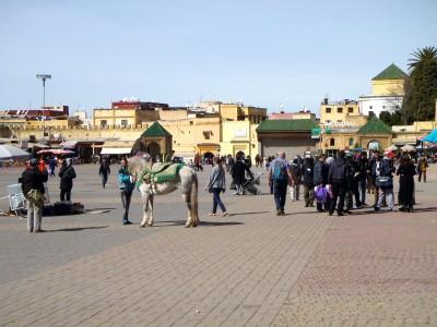 La place El Hedrim