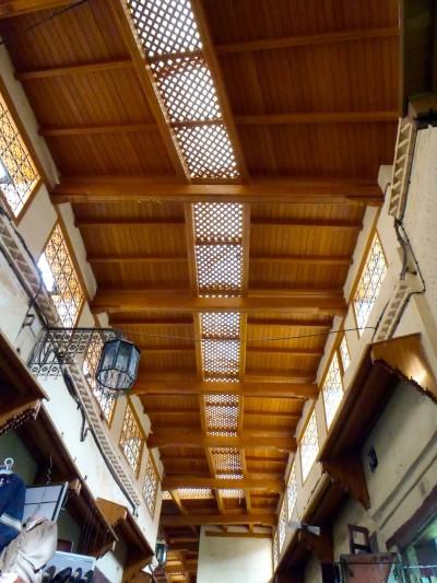 plafond des souks