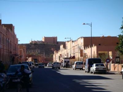 Tata aux portes du désert du Sahara
