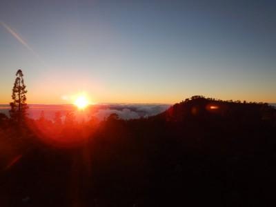 coucher soleil el teille