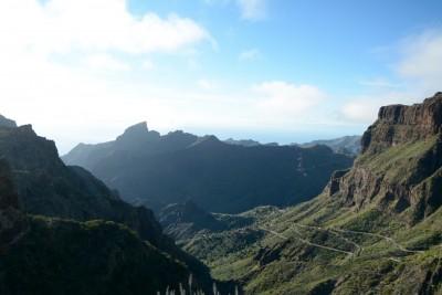 Vue de Tenerife
