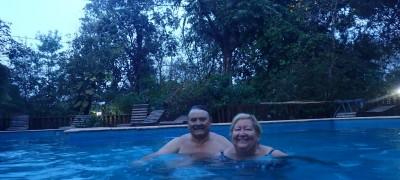 piscine à 20, rafraichissant...;