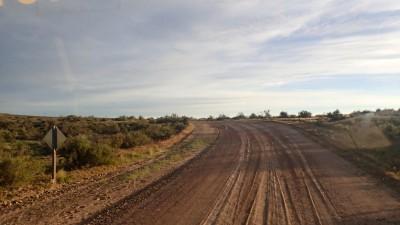 Ruta 1 de Punta Tombo à Camerones