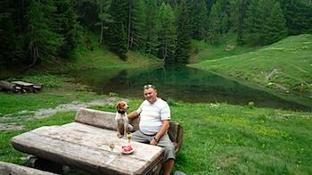 Pique-nique en Roumanie