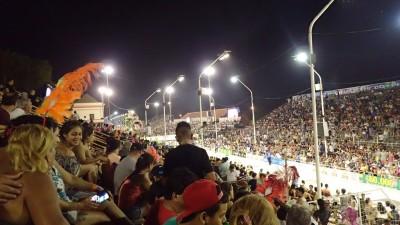 30000 personnes dans le corsodrome