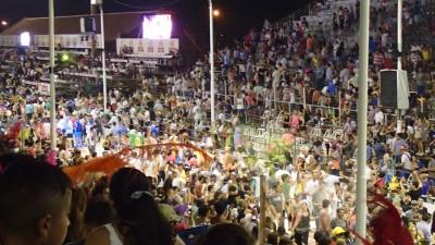 30 000 personnes dans le corsodrome