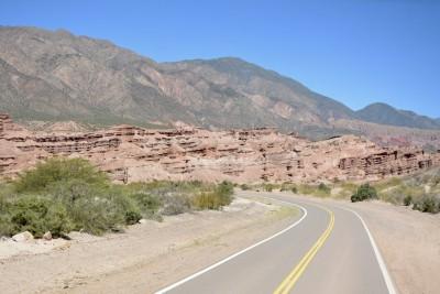 ruta 68 - Quebrada de el Conchas