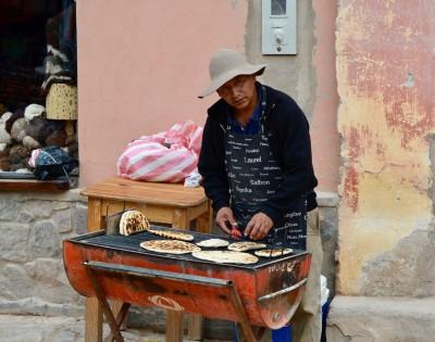 les tortillas sont délicieuses