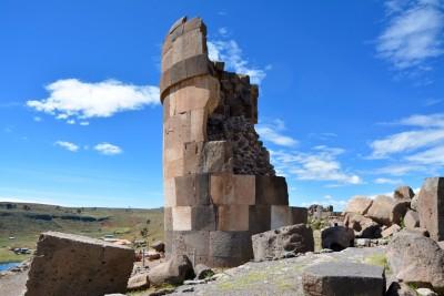 chullpa datant de l'époque Inca