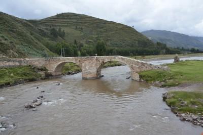 ancien pont inca