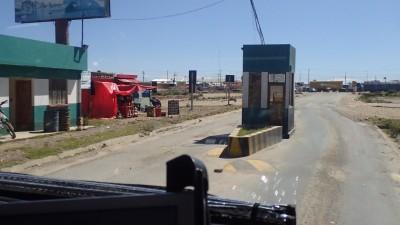 Péage à la bolivienne