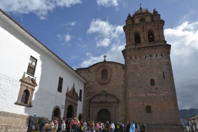 le convento de santo Domingo