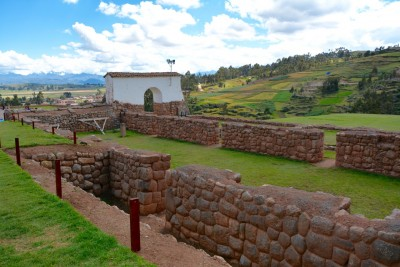 terrasses inca