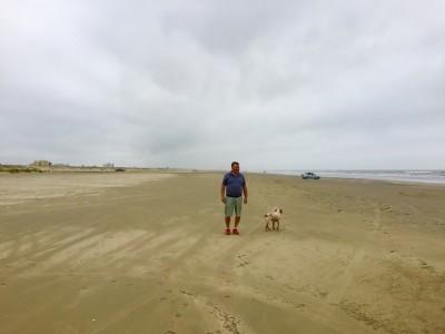la plus longue plage du monde