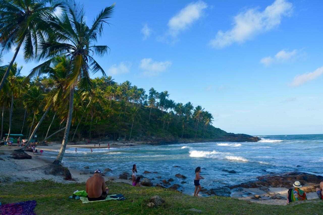 les plages brésilienne