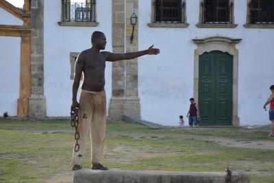 l'histoire des esclaves...