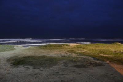 la nuit en mer...