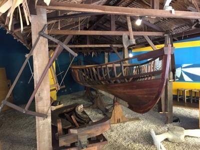 fabrication des bateaux
