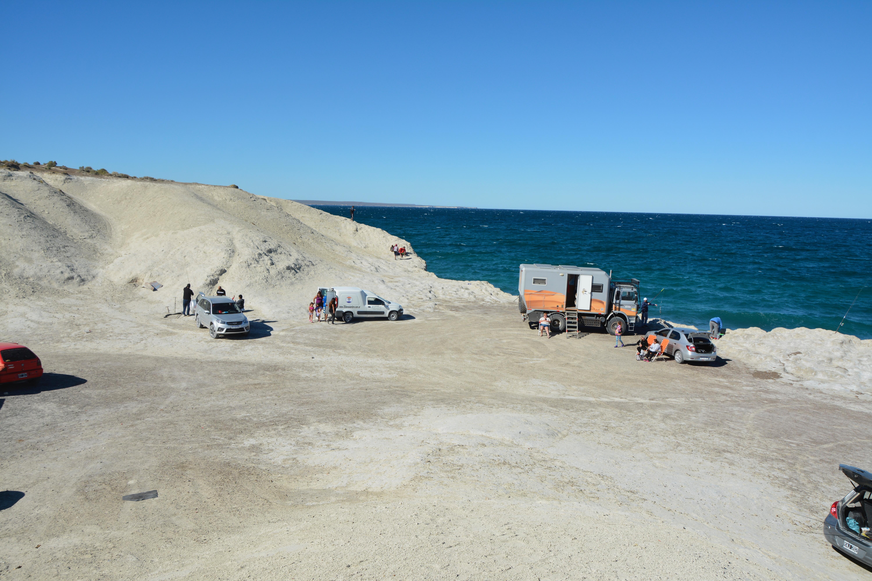 Bivouac plage El Doradillo