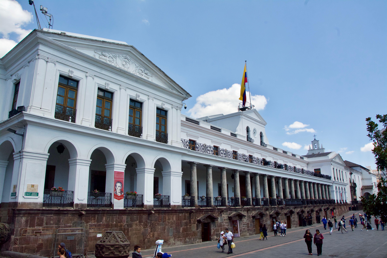 le palais gouvernemental